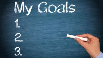 New Year .... New Goals