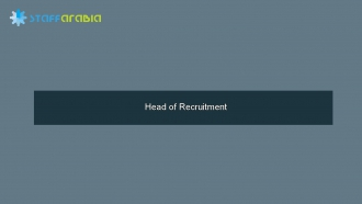 Head of Recruitment