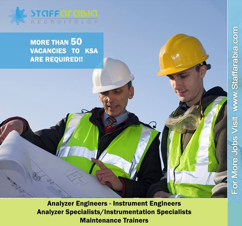 URGENTLY/ EXCELLENT VACANCIES, KSA / SABIC Contractor & Projects